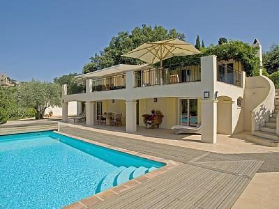 Poolside - Luxury villa near to St Tropez for the discerning. - Grimaud - rentals