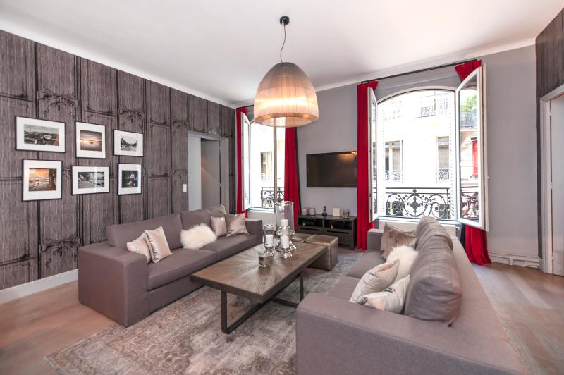 The Living Room - Offer from February 7th to February 29th -1650 €/w - Paris - rentals