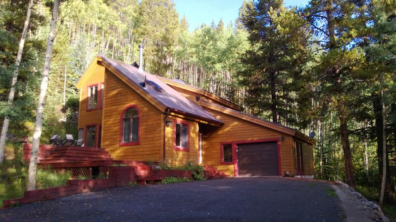 Fall at the Crystal Spruce Cabin - Crystal Spruce Cabin in Breckenridge - Breckenridge - rentals