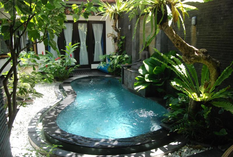 private pool - Villa Marjens, Seminyak area - Kerobokan - rentals