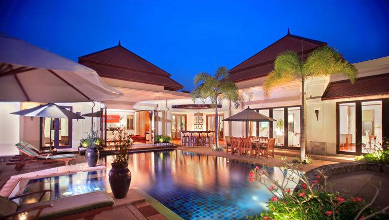 Bang Tao Villa 4167 - 4 Beds - Phuket - Image 1 - Bang Tao - rentals