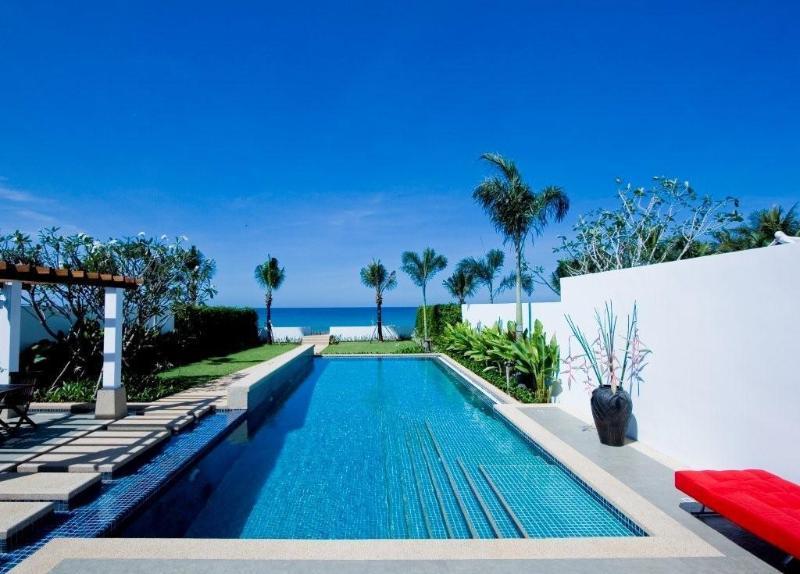 Natai Beach Villa 4263 - 2 beds - Phuket - Image 1 - Khok Kloi - rentals