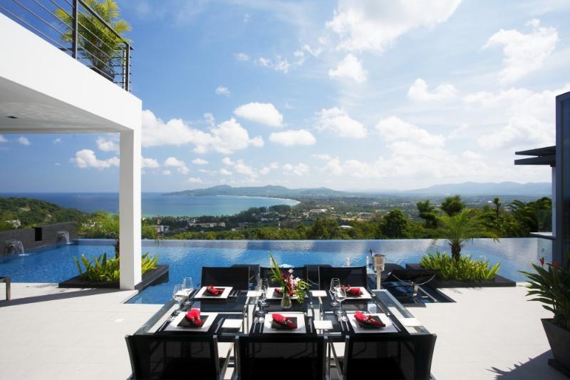Surin Villa 407 - 5 Beds - Phuket - Image 1 - Surin - rentals