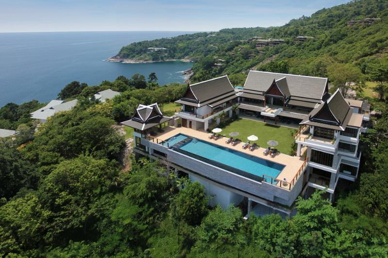 Kamala Bay Villa 4280 - 7 Beds - Phuket - Image 1 - Kamala - rentals