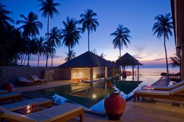 Nathon Beach Villa 4347 - 5 Beds - Koh Samui - Image 1 - Lipa Noi - rentals