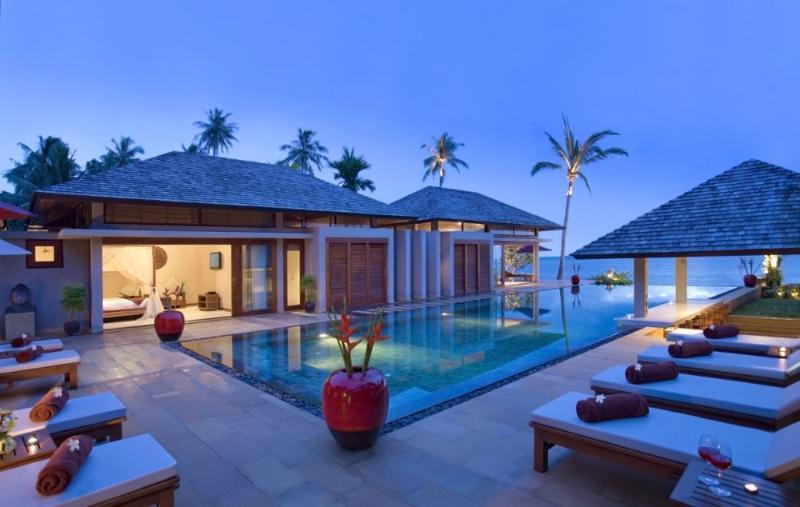 Lipa Noi Villa 4352 - 5 Beds - Koh Samui - Image 1 - Lipa Noi - rentals