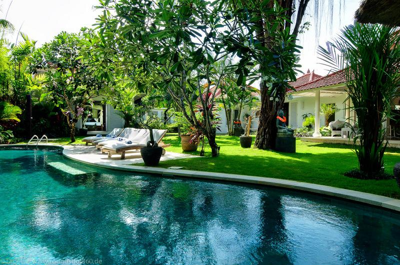 Seminyak Villa 3114 - 5 beds - Bali - Image 1 - Seminyak - rentals