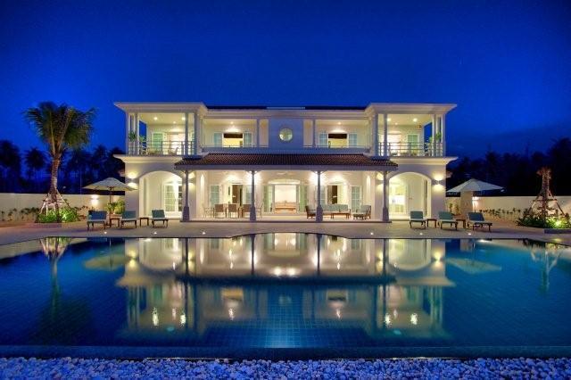 Natai Beach Villa 433 - 4 Beds - Phuket - Image 1 - Phuket - rentals