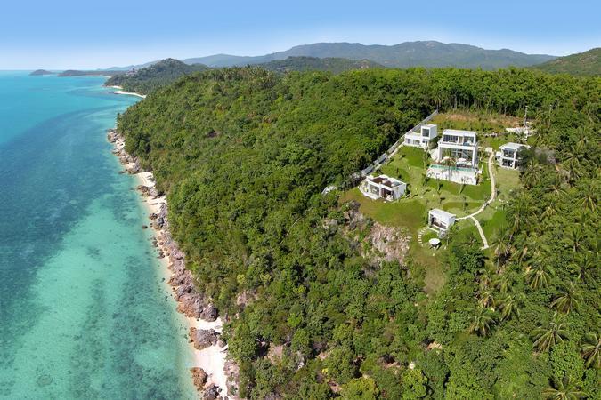 Ban Taling Ngam Villa 472 - 4 Beds - Koh Samui - Image 1 - Thailand - rentals