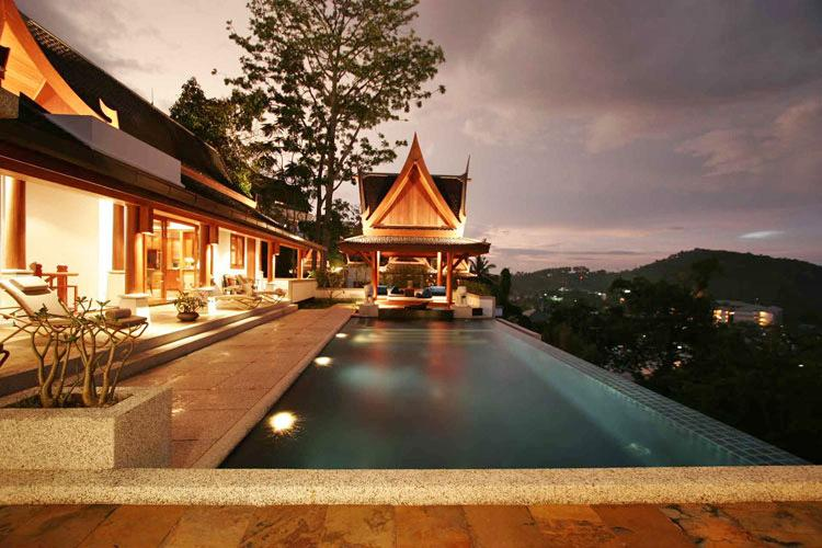 Surin Villa 494 - 4 Beds - Phuket - Image 1 - Surin - rentals