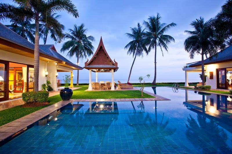 Bo Phut Villa 4119 - 6 Beds - Koh Samui - Image 1 - Koh Samui - rentals