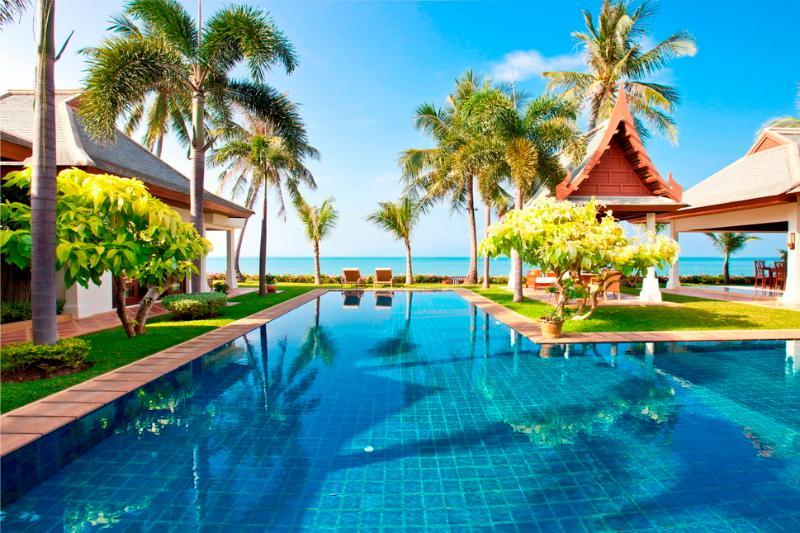 Bo Phut Villa 4124 - 5 Beds - Koh Samui - Image 1 - Koh Samui - rentals