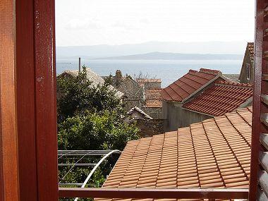 A zuti(2): terrace view - 03601BOL A zuti(2) - Bol - Bol - rentals