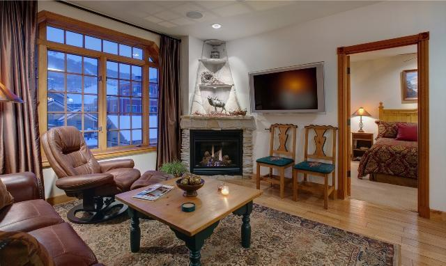 Beautiful Living Room - Best Historic Main Street Location - Park City - rentals