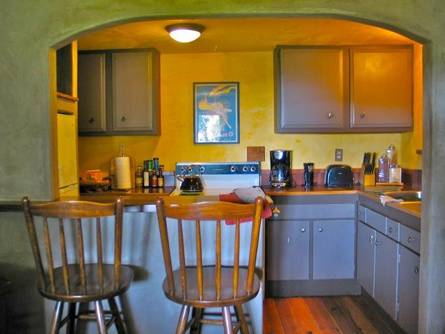 kitchen - Big Sur Apartment w/Sauna - Big Sur - rentals