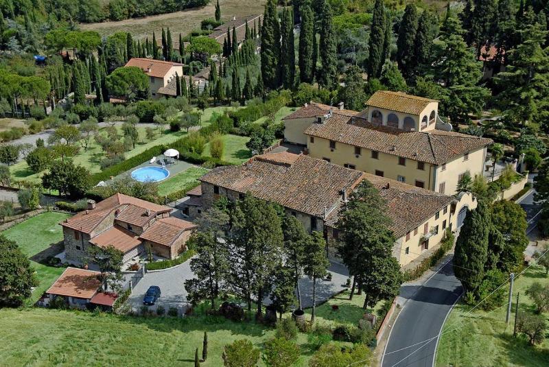 B&B Villa Le Farnete - Jolanda  bedroom - Image 1 - Carmignano - rentals