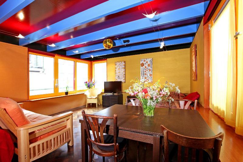 Houseboat Studio - Image 1 - Amsterdam - rentals