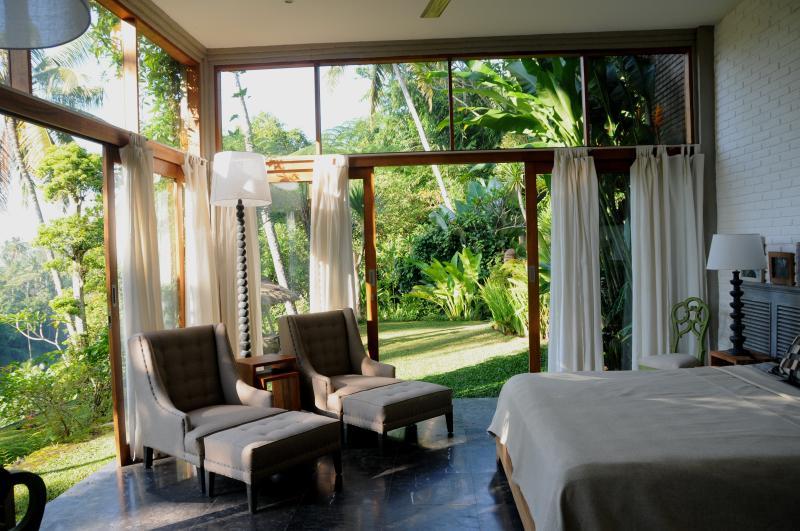 new bedroom 4 - Luxurious, rice-field valley view villa,Ubud,4BR - Ubud - rentals