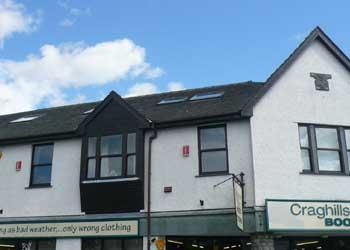 Situated in the heart of Keswick above an outdoor clothing shop - Threeways - Keswick - Keswick - rentals
