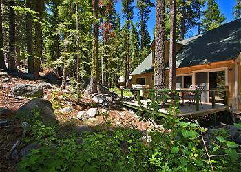 714N - Secluded Christmas Valley - Image 1 - South Lake Tahoe - rentals