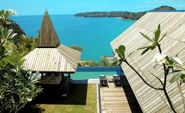 Villa #4177 - Image 1 - Phuket Town - rentals