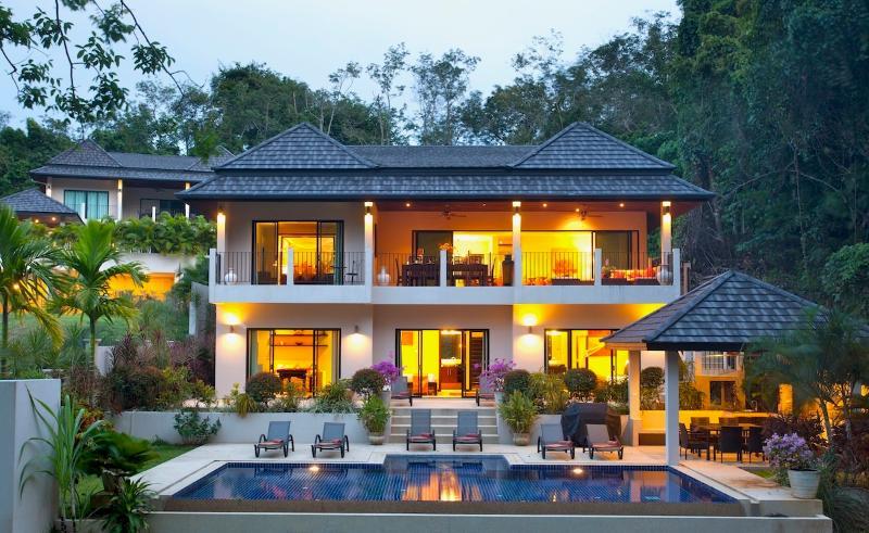 Nai Harn Villa 4268 - 7 Beds - Phuket - Image 1 - Nai Harn - rentals
