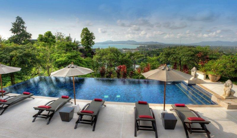 Villa #4270 - Image 1 - Surin Beach - rentals