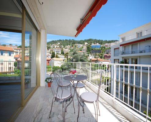 Coco- Wonderful Nice 2 Bedroom Apartment with a Terrace - Image 1 - Nice - rentals