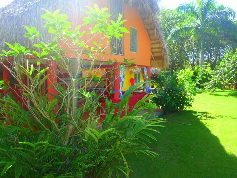 labellaventura house arco iris  garden view - LABELLAVENTURA - Las Galeras - rentals