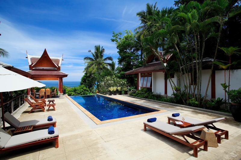 Surin Villa Sereniti - 4 Beds - Phuket - Image 1 - Surin - rentals