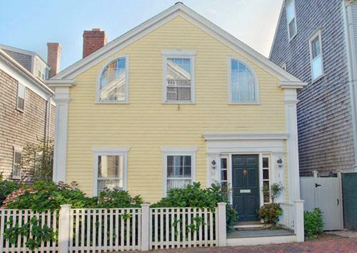 4 Bedroom 4 Bathroom Vacation Rental in Nantucket that sleeps 8 -(10336) - Image 1 - Nantucket - rentals