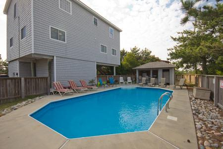 Awesome pool/patio -  - Virginia Beach - rentals