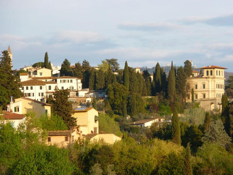 Settignano panorama - Casa del Pozzo: medieval, unspoiled, in Florence - Florence - rentals
