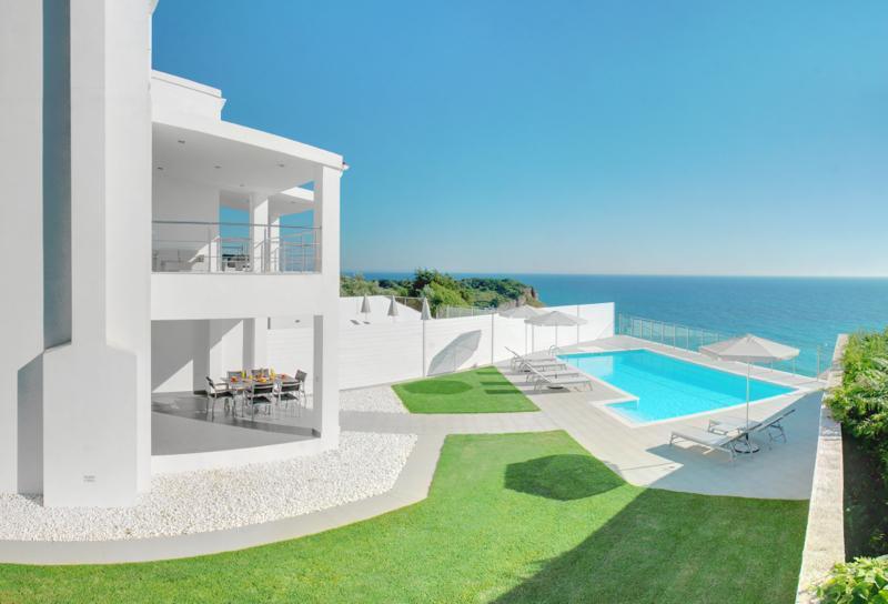 Villa Afroditi, Halikouna, south-west Corfu - Image 1 - Halikounas - rentals