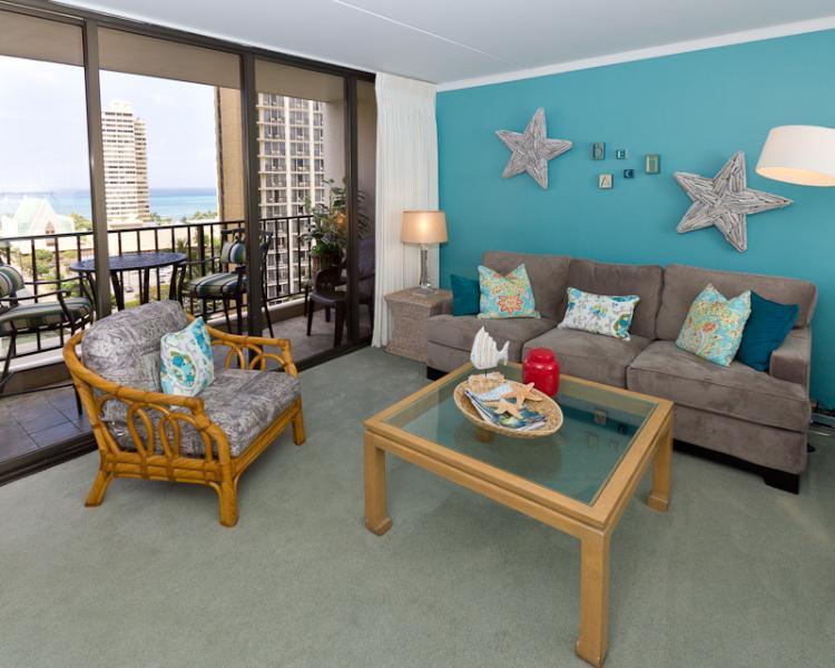 Waikiki Banyan - Waikiki Banyan Tower 2 Suite 1204 Waikiki Banyan - Waikiki - rentals