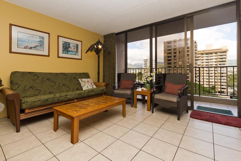 Waikiki Banyan - Waikiki Banyan Tower 2 Suite 807 Waikiki Banyan - Waikiki - rentals
