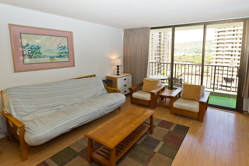 Waikiki Banyan - Waikiki Banyan Tower 1 Suite 1413 - Waikiki - rentals