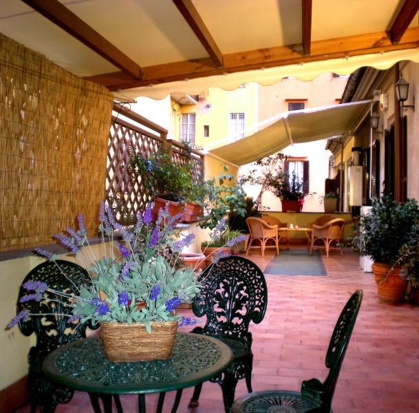CASA ERIKA IN OLD TOWN CENTER WITH TERRACE! - Image 1 - Rome - rentals