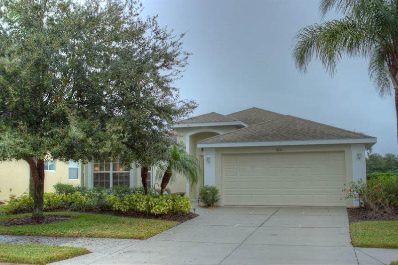 Front of Home - (HH02) Peace and tranquilty overlooking the lake - Bradenton - rentals