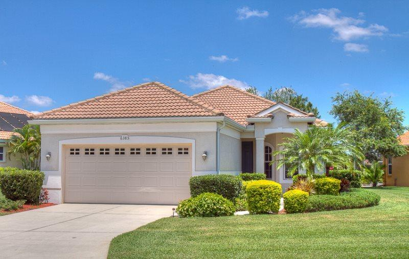 Front of Home - (TA05) 3 Bedroom Private Pool Home with Relaxing View - Bradenton - rentals