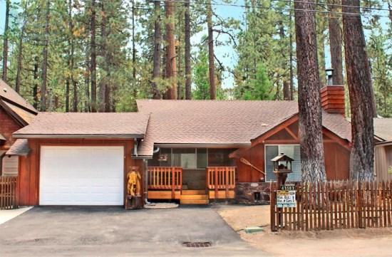 Gentle Bear - 3 Bedroom Vacation Rental in Big Bear Lake - Image 1 - Big Bear Lake - rentals