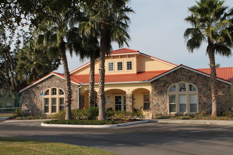 The community Club House - Spring Deal! 4 bedrooom Gated Villa 5 Miles to Disney WiFi - Orlando - rentals