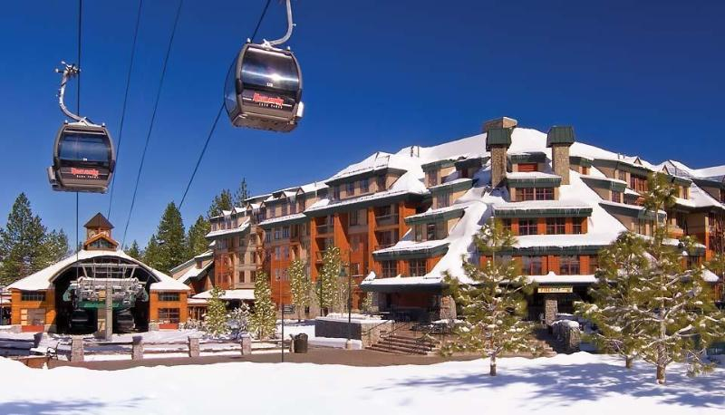 gondola view and property - Marriott Timberlodge @ Heavenly ~ Ski  Christmas - South Lake Tahoe - rentals