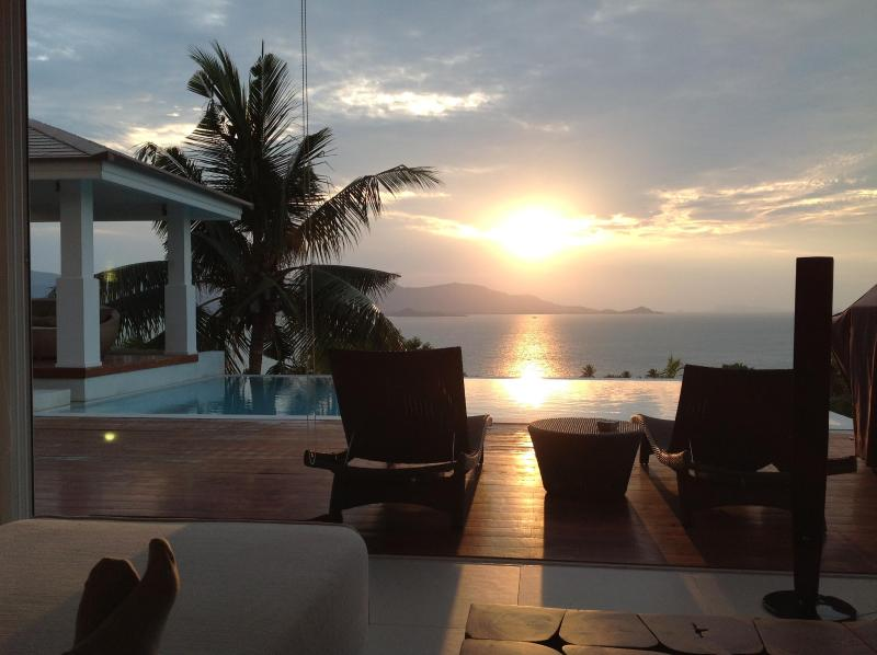 Sunset deck - North Shore Samui - Koh Samui - rentals