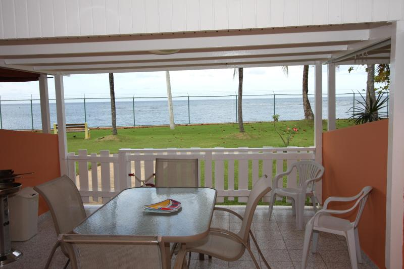 Spectacular ocean views -north terrace - Gorgeous 3 bedr/2bath  beachfront villa... idyllic - Dorado - rentals