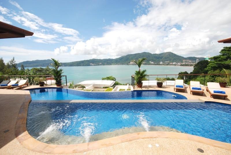 Patong Villa 4102 - 5 Beds - Phuket - Image 1 - Patong - rentals
