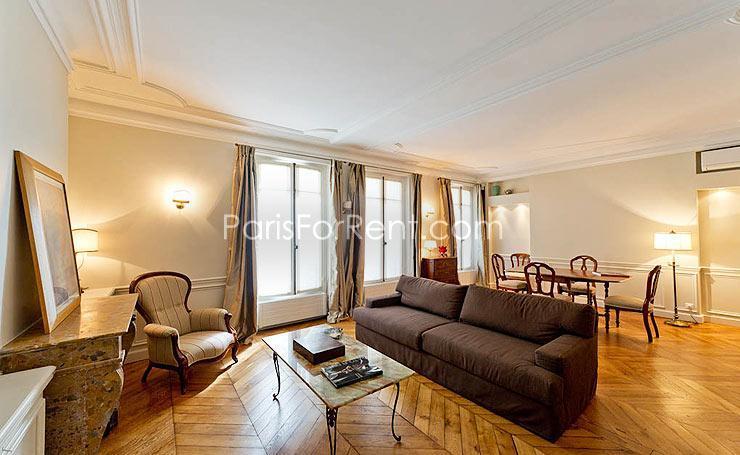 St Germain de Pres Rental at Rue Dauphine - Image 1 - Paris - rentals