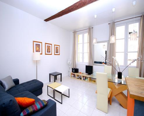 Prefecture- Lovely Vieux Nice Apartment 1 Bedroom - Image 1 - Nice - rentals
