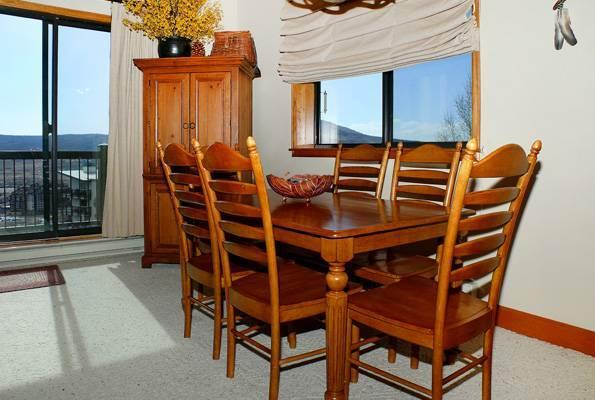 Storm Meadows Club A Condominiums - CA411 - Image 1 - Steamboat Springs - rentals