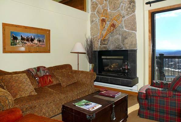Storm Meadows Club A Condominiums - CA417 - Image 1 - Steamboat Springs - rentals